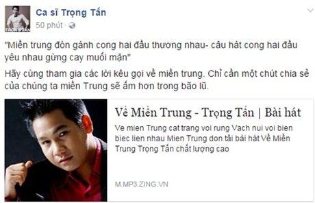 Nhung dong trang thai xot xa cua Dam Vinh Hung, Phuong Thanh - Anh 3