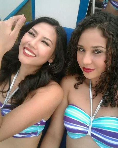 Xem man bikini ruc lua cua Nguyen Thi Loan tai Miss Grand International 2016 - Anh 5