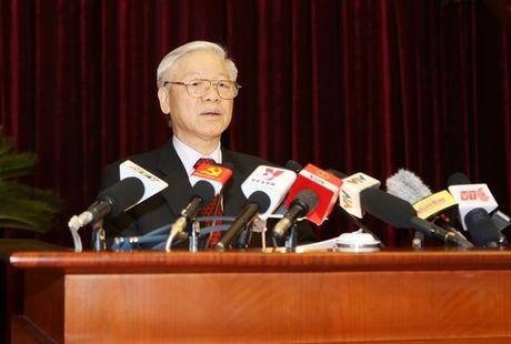 Tong Bi thu Nguyen Phu Trong: Nghiem tuc thuc hien chu truong ve tich tu dat nong nghiep - Anh 1
