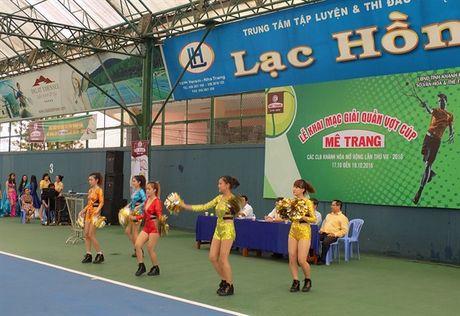 Khai mac giai quan vot Khanh Hoa mo rong cup Me Trang lan thu VII - Anh 7