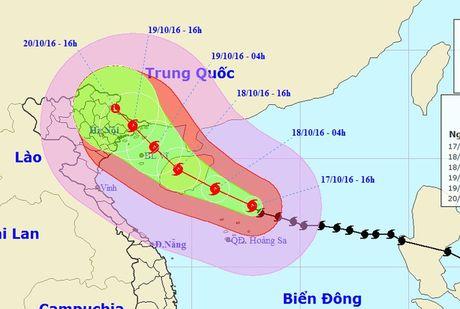 Sieu bao Hai Ma dang 'duoi theo' bao so 7 - Anh 1