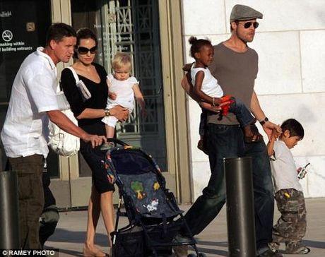 Cuu ve si Billingham: Jolie & Pitt luon lo so cac con bi bat coc vi tien - Anh 1