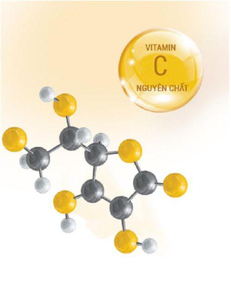 Vitamin C - 'than duoc' lam dep cua ban gai - Anh 2