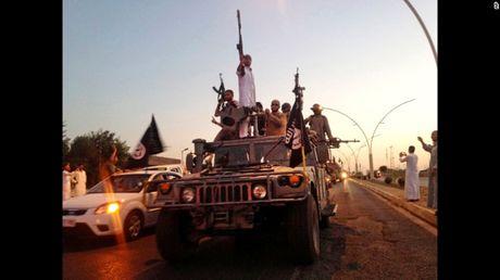 Anh Mosul-Iraq thoi chua co su hien dien cua My va luc luong co den IS - Anh 18