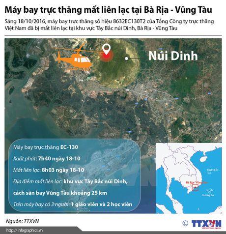 May bay truc thang mat lien lac o Ba Ria-Vung Tau - Anh 1