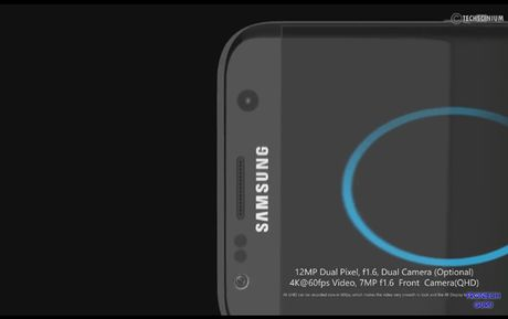 Ngam Samsung Galaxy S8 Dream dep 'hon ca mo' - Anh 11