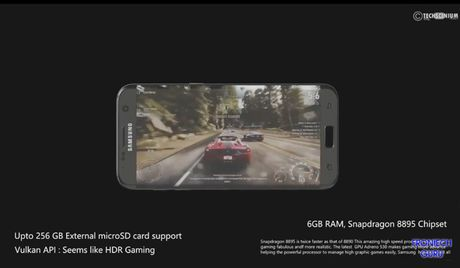 Ngam Samsung Galaxy S8 Dream dep 'hon ca mo' - Anh 16