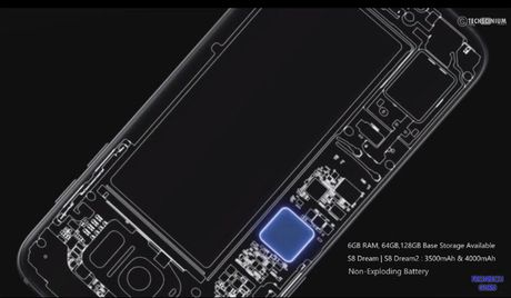 Ngam Samsung Galaxy S8 Dream dep 'hon ca mo' - Anh 9