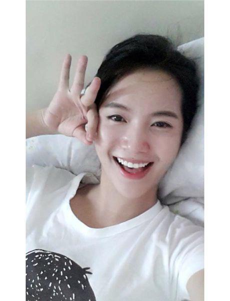 Choang voi guong mat lot het son phan cua 'Thanh nu Bolero' - Anh 2