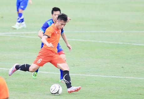 Chuyen hai anh em nha Tien Dung - Tien Dung o U19 Viet Nam - Anh 3