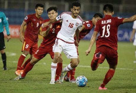 HLV U19 UAE noi gi ve tran hoa truoc U19 Viet Nam? - Anh 1