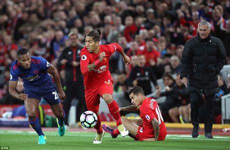 Liverpool 0-0 Man United: Ton vinh hang thu - Anh 1