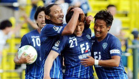Chot dia diem DT Viet Nam gap CLB Avispa Fukuoka cua Nhat Ban - Anh 1