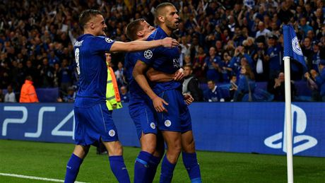 Champions League dem nay: Tam diem Leicester 'phien ban khac' - Anh 2