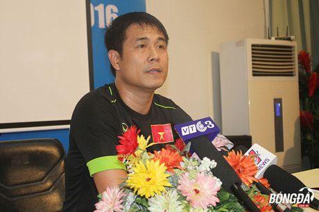 HLV Huu Thang nhan tin vui truoc tran giao huu FC Seoul - Anh 1