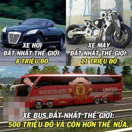 Anh che: Van Gan dau don nhin Mou 'sa nga'; Lo danh tinh dai gia sam 'sieu xe 2 tang' dat nhat the gioi - Anh 7