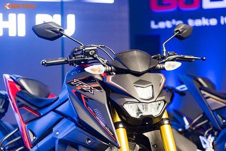 Yamaha Viet Nam 'chot' TFX 150 gia 80 trieu dong - Anh 4