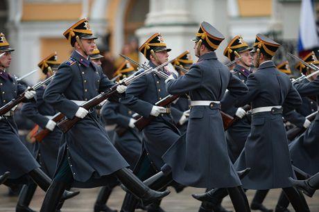 Muc so thi nghi thuc doi gac o Dien Kremlin - Anh 1