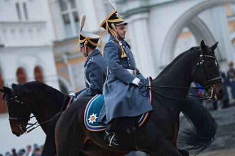 Muc so thi nghi thuc doi gac o Dien Kremlin - Anh 3