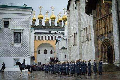 Muc so thi nghi thuc doi gac o Dien Kremlin - Anh 8