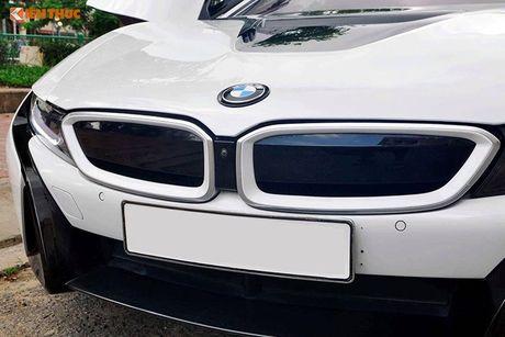 Sieu xe BMW i8 tri gia tien ty 'cap ben' Da Thanh - Anh 3