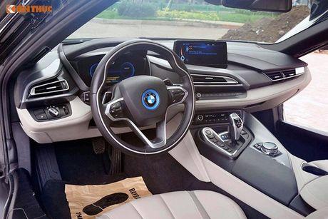 Sieu xe BMW i8 tri gia tien ty 'cap ben' Da Thanh - Anh 5