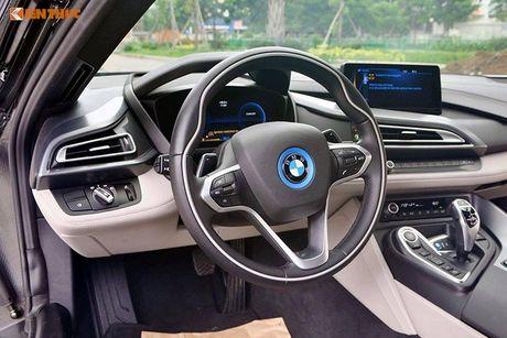 Sieu xe BMW i8 tri gia tien ty 'cap ben' Da Thanh - Anh 6