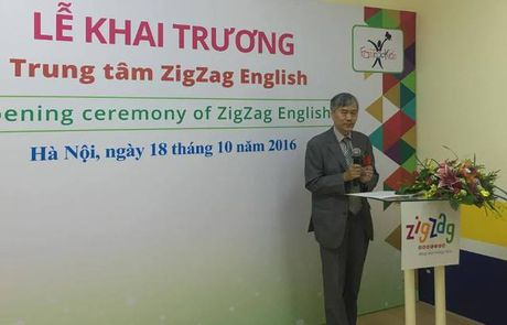 Ha Noi: Khai truong Trung tam tieng Anh thong minh cho tre - Anh 1