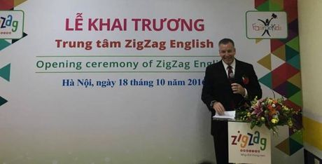 Ha Noi: Khai truong Trung tam tieng Anh thong minh cho tre - Anh 2