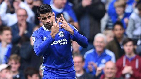 Chelsea yeu cau Costa ton trong HLV Conte - Anh 1
