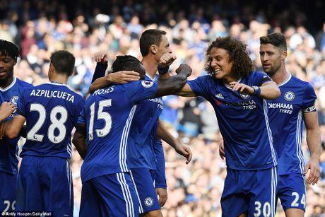 Chelsea yeu cau Costa ton trong HLV Conte - Anh 2