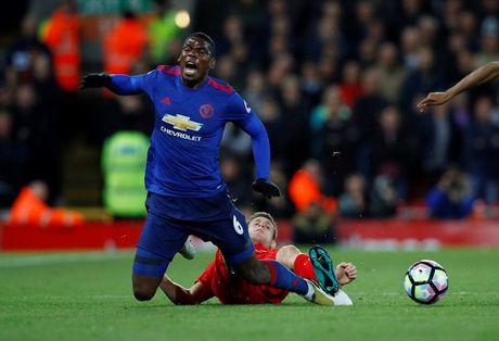 M.U cam hoa Liverpool, Mourinho that vong voi Pogba - Anh 1