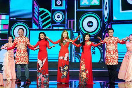 Bang Di do giong khung voi Le Nhu, Thu My tai Gala Lang Hai Mo Hoi - Anh 1