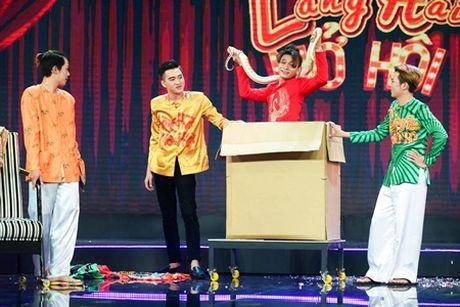 Bang Di do giong khung voi Le Nhu, Thu My tai Gala Lang Hai Mo Hoi - Anh 2