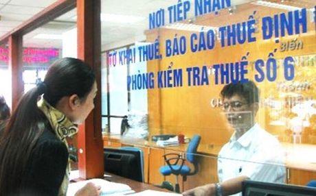 Chinh phu quyet dinh mien thue mon bai cho 7 nhom doi tuong - Anh 1