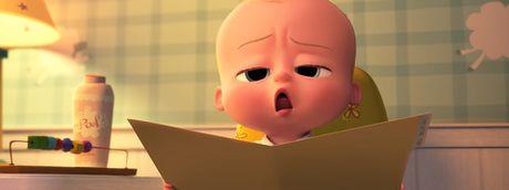 Moi xem teaser trailer The Boss Baby: Lam anh kho lam, phai dau chuyen dua - Anh 1