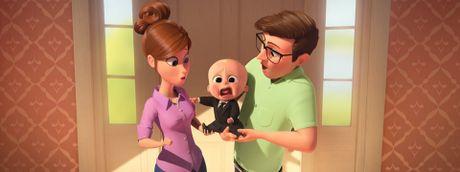 Moi xem teaser trailer The Boss Baby: Lam anh kho lam, phai dau chuyen dua - Anh 2