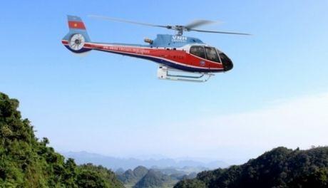 May bay truc thang mat lien lac tai khu vuc Ba Ria-Vung Tau - Anh 1