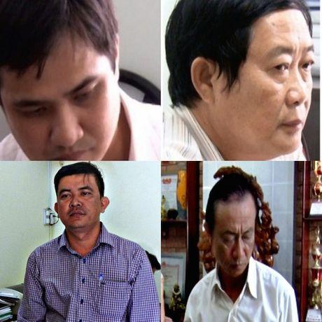 Nguyen truong phong cung nhieu giam doc tham o hon 3,8 ti dong - Anh 1