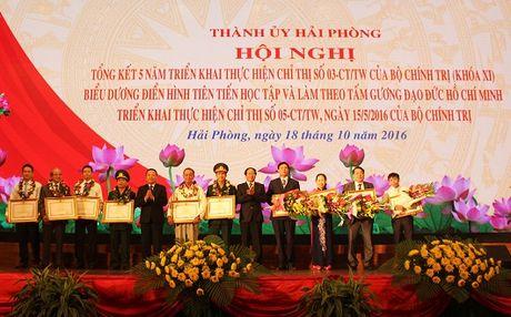 Hai Phong trich ngan sach 5 ty dong ung ho dong bao mien Trung - Anh 2