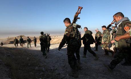 Iraq tien than toc, giai phong nhieu khu vuc quanh Mosul - Anh 2
