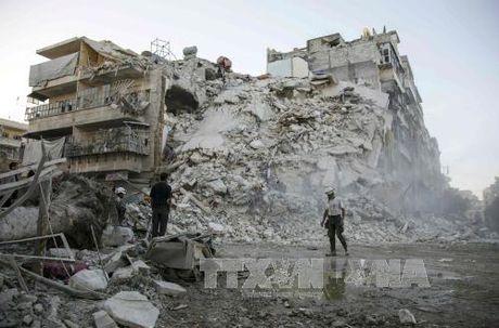 Phien quan Syria tu choi rut khoi Aleppo - Anh 1