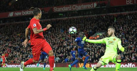 Highlight: Liverpool 0-0 MU (Vong 8 NHA) - Anh 1