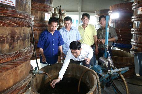 Chuyen gia thuc pham 'phan phao' cong bo nuoc mam chua thach tin - Anh 3