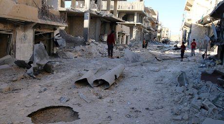 Nga tam ngung tan cong Aleppo, phan doi thoa thuan ngung ban - Anh 1