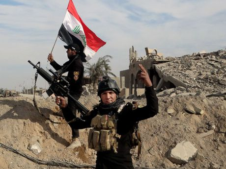 My trien khai nhung thiet bi ky thuat nao giup Iraq tan cong IS giai phong Mosul? - Anh 2