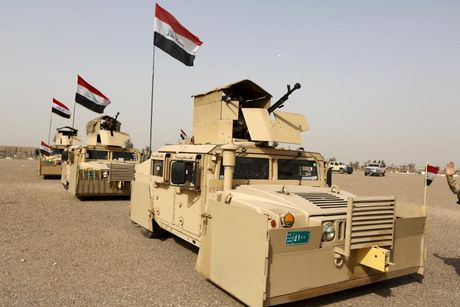 My trien khai nhung thiet bi ky thuat nao giup Iraq tan cong IS giai phong Mosul? - Anh 3