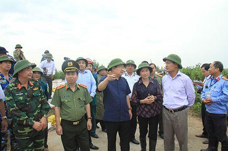 Luc luong Cong an Hai Phong va Quang Ninh ung truc han che thap nhat thiet hai do Bao so 7 gay ra - Anh 1