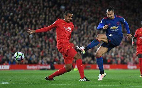 Liverpool - MU: Nhung toan tinh (H1) - Anh 1