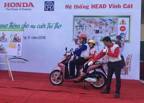 Tuyen duong cac HEAD xuat sac nhat trong Hoat dong Lai xe an toan Quy III/2016 - Anh 3